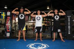 Eskasoni Grapplers Light up Las Vegas